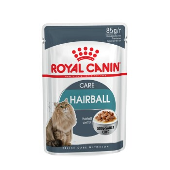 Hairball Care 12x85g En sauce