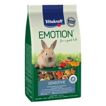 Emotion Sensitive Selection Królik miniaturowy 600g