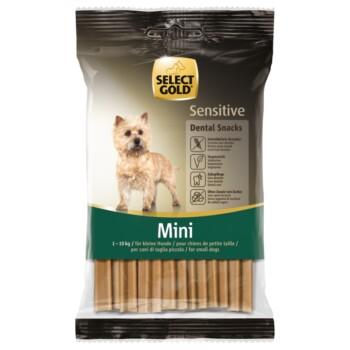Sensitive Dental Snacks für kleine Hunde 99g