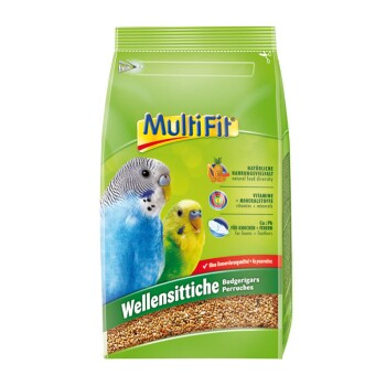 Wellensittichfutter 1kg