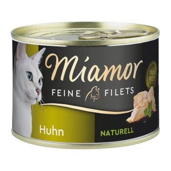 Feine Filets Naturell 12x156g Huhn