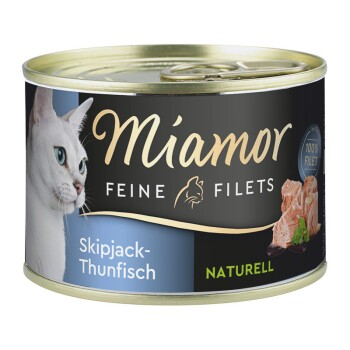 Feine Filets Naturell 12x156g Skipjack-Thunfisch