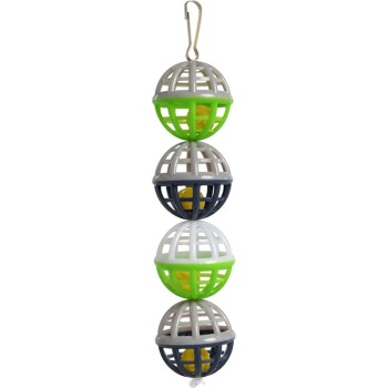 piłki z tworzywa sztucznego z dzwonkiem