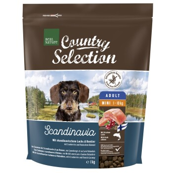 Country Selection Mini Adult Scandinavie 1 kg