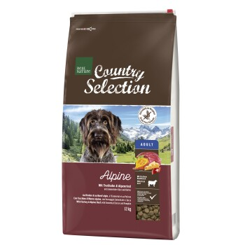 Country Selection Alpine Dinde et bœuf alpin 12kg