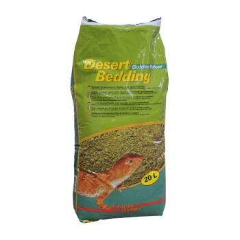 Desert Bedding Golden Yellow 20 Liter