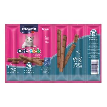 Cat-Stick mini 10x6pièces Plie & Oméga 3