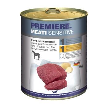 Meati Sensitive 6x800g Pferd mit  Kartoffel
