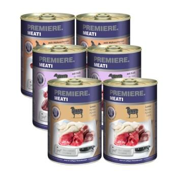 Meati Mixpaket 6x400g Mixpaket II