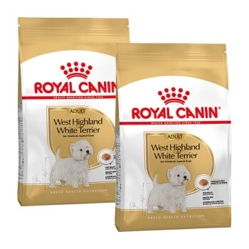 West Highland White Terrier Adult 2x3kg
