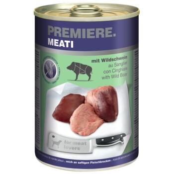 Meati 6x400g Wildschwein