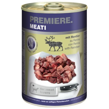 Meati 6x400g Rentier