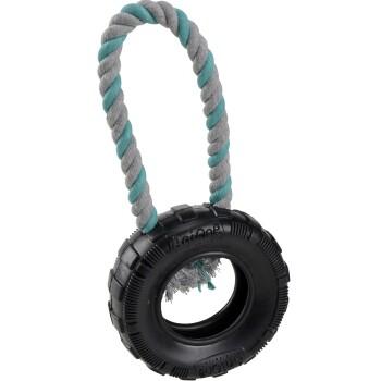 Spielzeug Reifen mit Tau