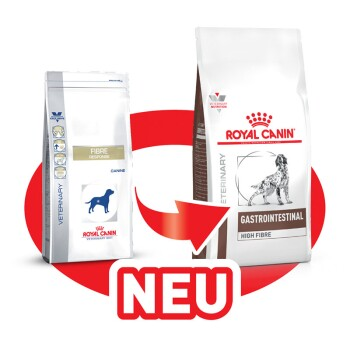 Veterinary Diet Gastrointestinal High Fibre 7,5kg