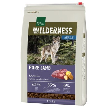 WILDERNESS Adult Pure Lamb 4kg