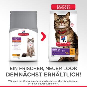 Feline Science Plan Adult Sensitive Stomach & Skin 1,5kg