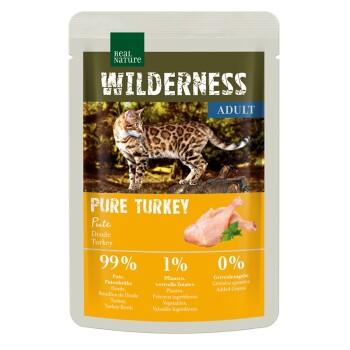 Wilderness Adult 12x85g Pure Turkey à la dinde