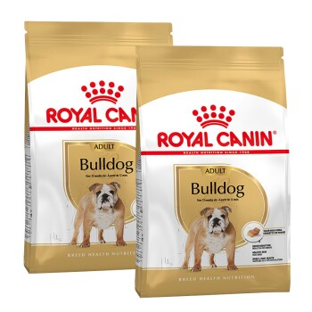 Bulldog Adult 2x12kg