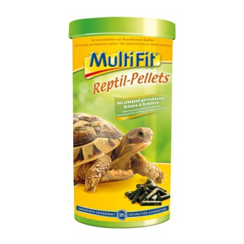 Granulés pour tortues terrestres 1l