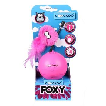 EBI Spielzeug Coockoo Foxy Pink
