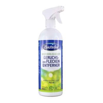 Bactador Geruchs- und Fleckenentferner 750ml