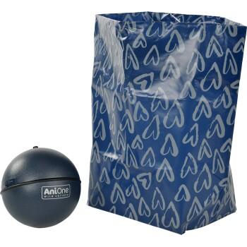 Actionball mit Rascheltüte