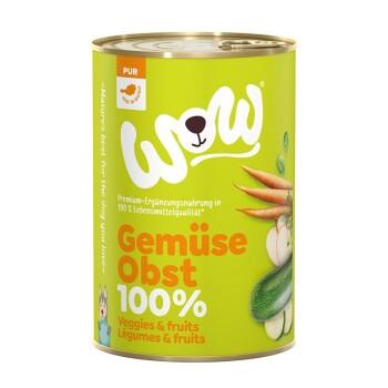 Pur Adult groente fruit 6 x 400 g