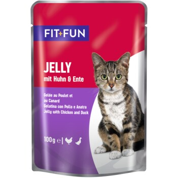 Jelly Multipack 12x100g