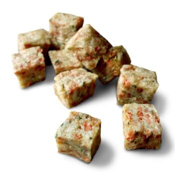 Superfood Meat Cubes 8x40g Huhn mit Karotte und Spinat