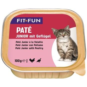 Junior Paté 16x100g Geflügel