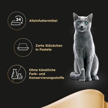 Classics in Pastete 22x85g Geflügel Cocktail