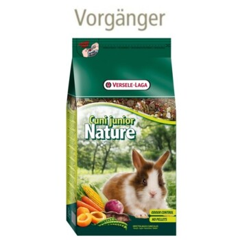 Nature Cuni Junior per conigli 2,3 kg