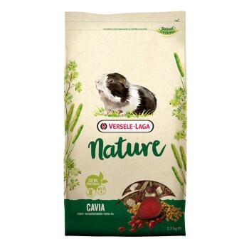 Nature Cavia für Meerschweinchen 2,3kg