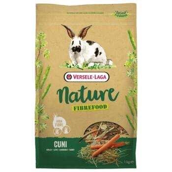 Cuni Nature Fibrefood für Kaninchen 8kg