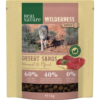 WILDERNESS Desert Sands Kamel & Pferd 1kg