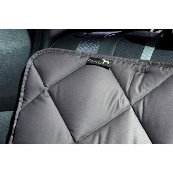 Pointer Autoschondecke Rückbank 3-Sitz Grau S