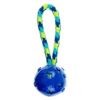 ZS K9 Zugspielzeug mit Ball