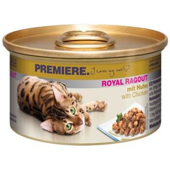 Royal Ragout 24 x 85 g Kurczak