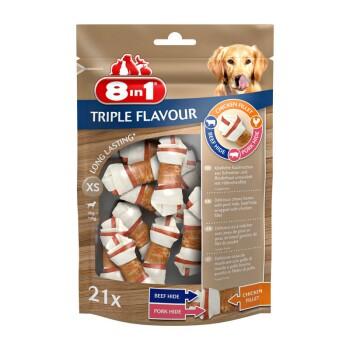 Triple Flavour XS 21 Stück