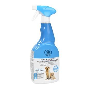 Flecken- und Geruchsentferner für Hunde 750ml