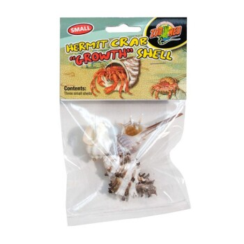 Zoo Med Hermit Crab Growth Shell S
