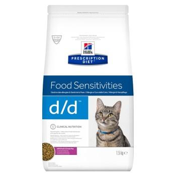 Prescription Diet d/d Food Sensitivities 1,5kg