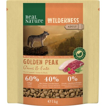 WILDERNESS Golden Peak Oca & Anatra 1 kg