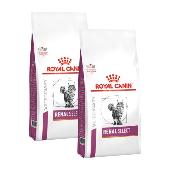 Veterinary Diet Renal Select 2x4kg