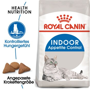 Indoor Appetite Control 4kg