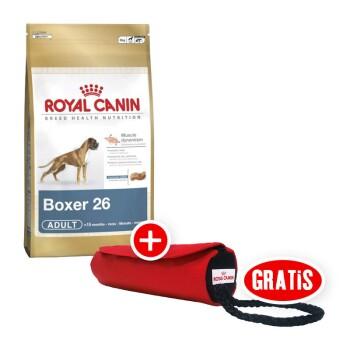 Boxer 26 Adult 3kg + gratis Apportierbeutel