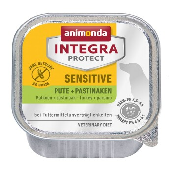 Integra Protect Sensitive 11x150g Pute & Pastinaken