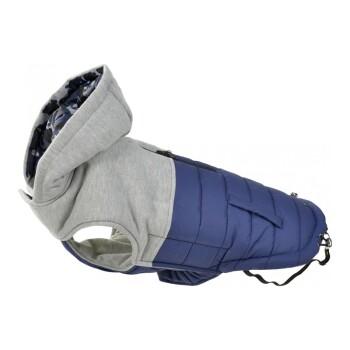 Wintermantel Grau 54cm