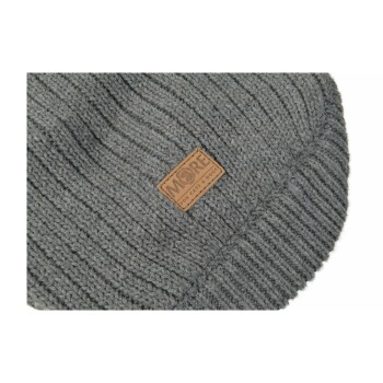 Strickpullover Grau 40cm