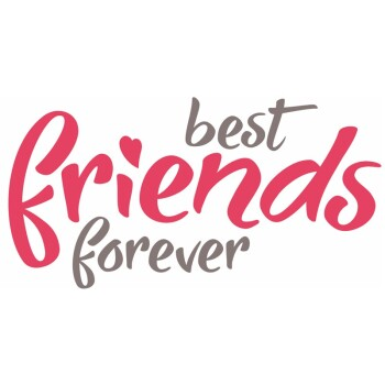 Best Friends Keramiknapf 350ml